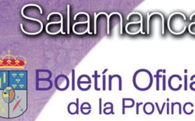 Publicación BOP: Contrato de concesión de servicios de residencia de personas mayores